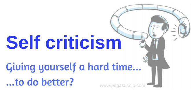 self ceriticism