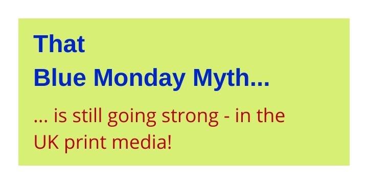 """That """"Most Depressing Day Myth"""""""