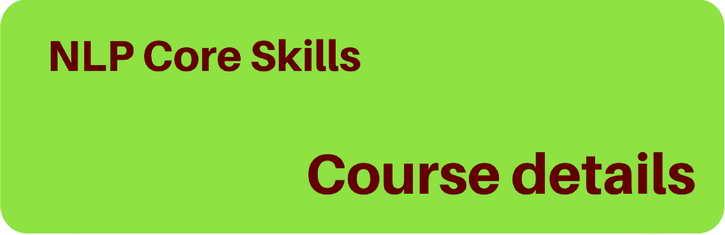 NLP Core Skills details