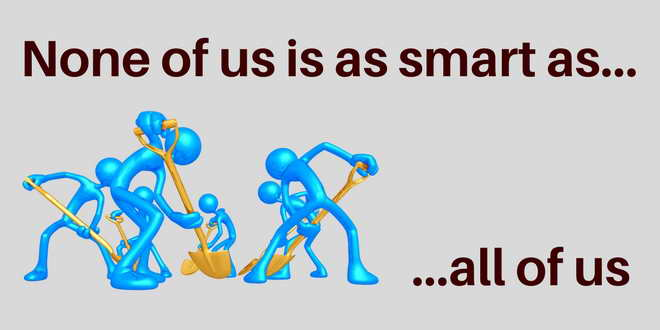 Pegasus NLP: one of our themes - None of Us is as Smart as All of US