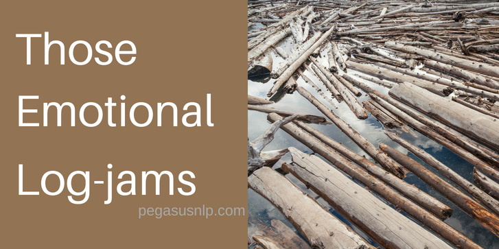 Those Emotional log jams