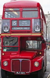 London Double-Decker Bus