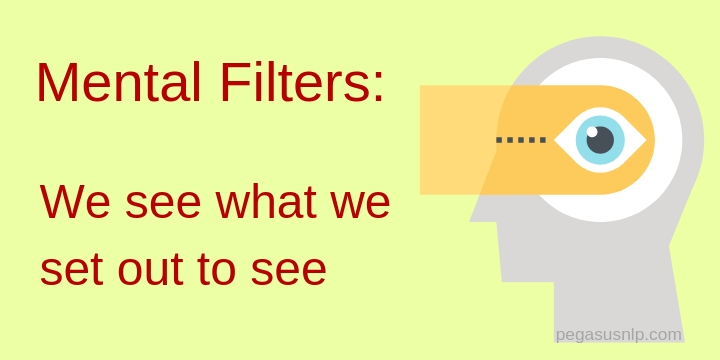 Mental Filters or Perceptual Filters