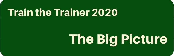 The NLP Trainer Trainng 2020